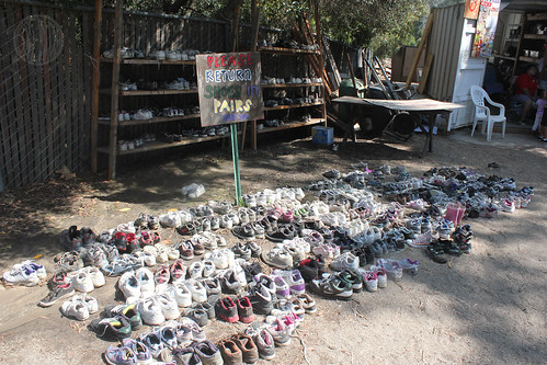 pick some shoes, any shoes