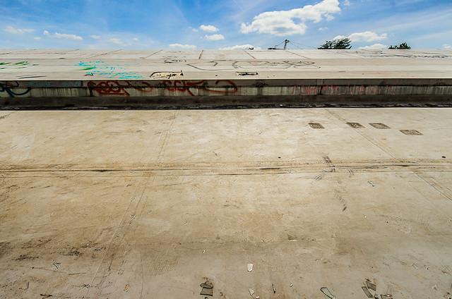 Horizon With Cement : Concrete horizon flickr photo sharing