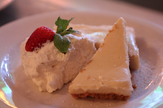 Key Lime Pie, Owen's Fish Camp, Sarasota FL