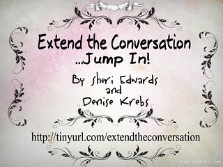 """Extend the Conversation..."