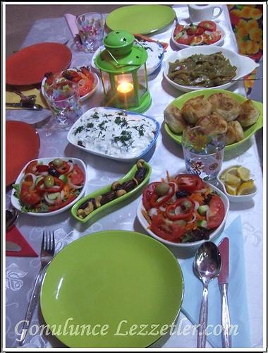 iftar sofrası 1