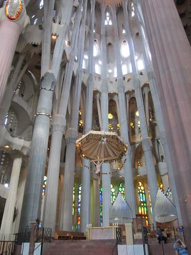 サクラダ・ファイリアの祭壇 by Poran111