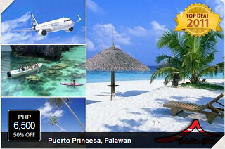 Puerto Princesa Package Tour Promo