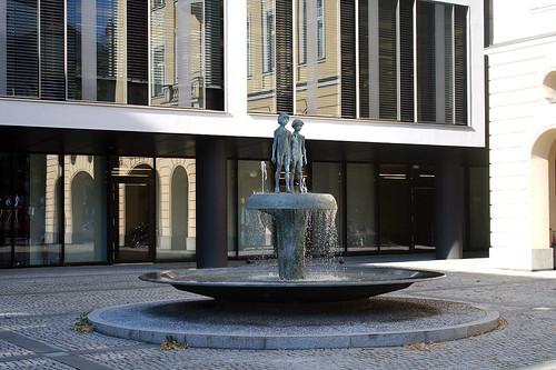 Knabenbrunnen - Prinzregentenplatz
