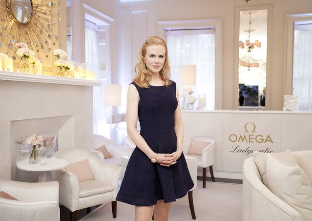 OMEGA House Opening night_Nicole Kidman_2