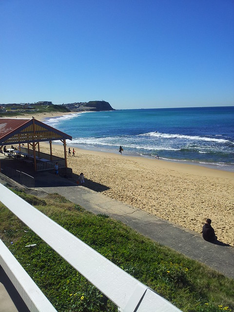 Breakfast @Merewether Surfhouse
