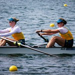 Australian womens Olympic Pair