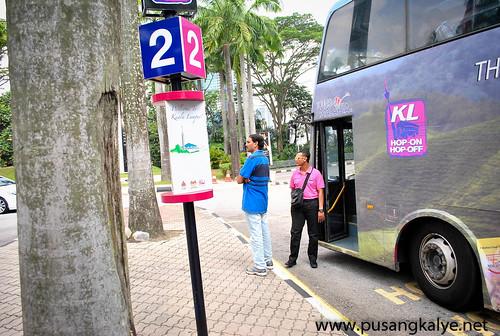 Kuala Lumpur Hop-on,Hop-off Bus