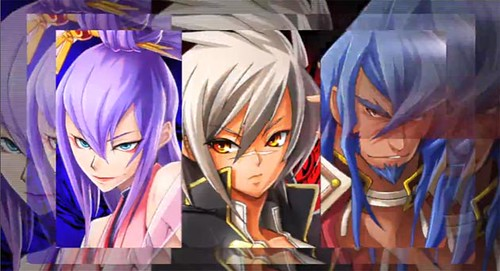 A New BlazBlue Game to Hit Japanese Arcades This Winter