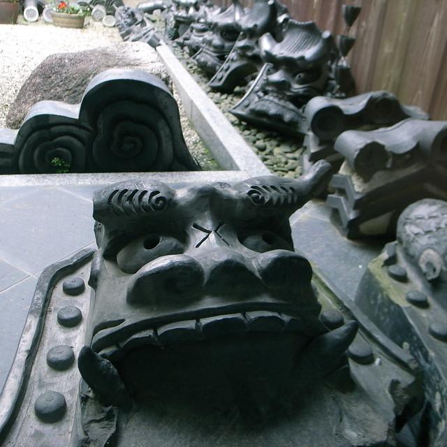 graveyard of the demon tiles