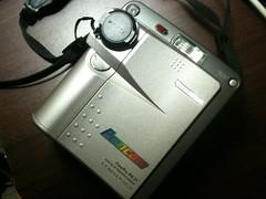 被遺忘的次世代INSTAX: Fujifilm FinePix PR21