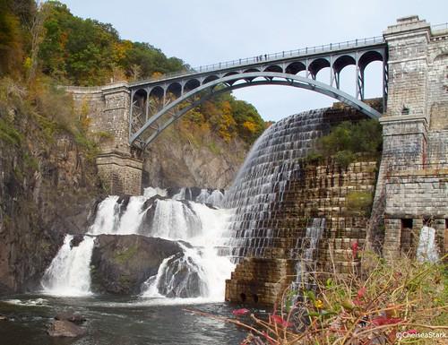 Croton Falls ©ChelseaStark http://www.chelseastarkphotography.com by chelseastarkphotography.com