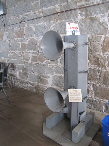 Super Typhone Fog Signal