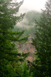 Vista from campground