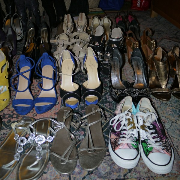 My Shoe Collection