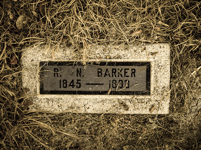R. N. Barker