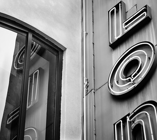 Old Colony Theater on Park Ave in Winter Park, Florida