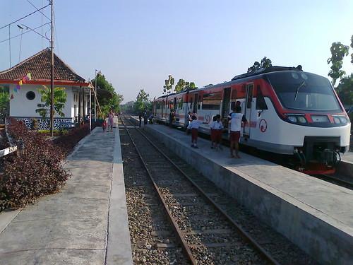 Stasiun Sukoharjo