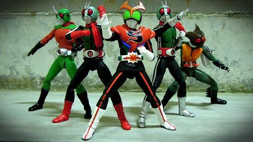 Showa Riders
