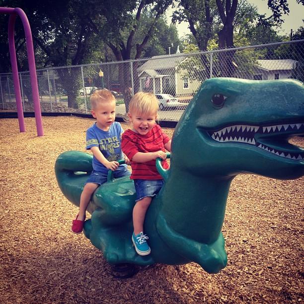 Dino dudes! @autumnloop