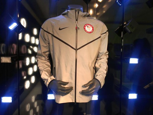 Team US Nike Podium Jacket London 2012 Olympics
