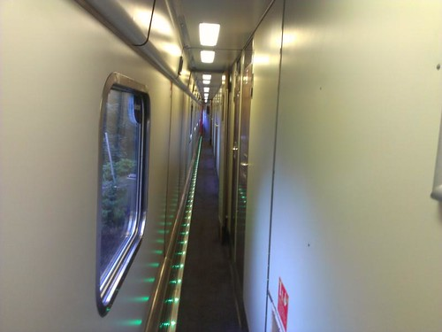 London Paddington Cornwall sleeper First Great Western