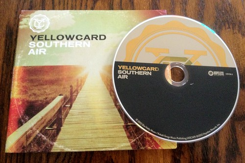 Yellowcard – Southern Air (2012) (MP3) (iTunes Match AAC