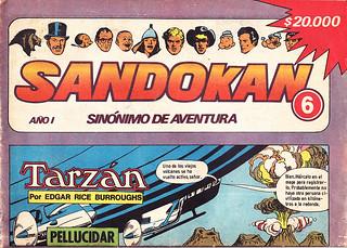 Sandokan #6
