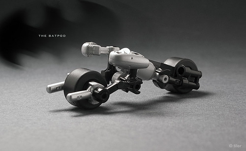 Lego Mini Batpod