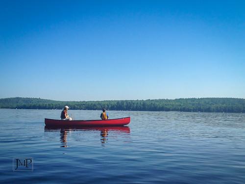 morning canoe 52weeks sebeclake redwatersky