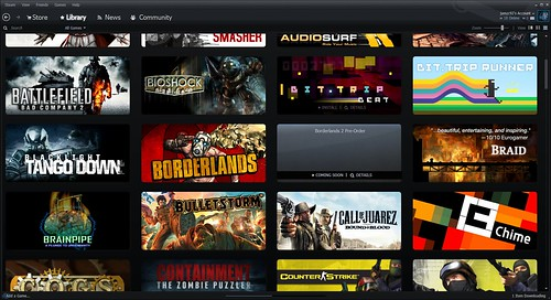 Can't wait for Borderlands 2 – Steam