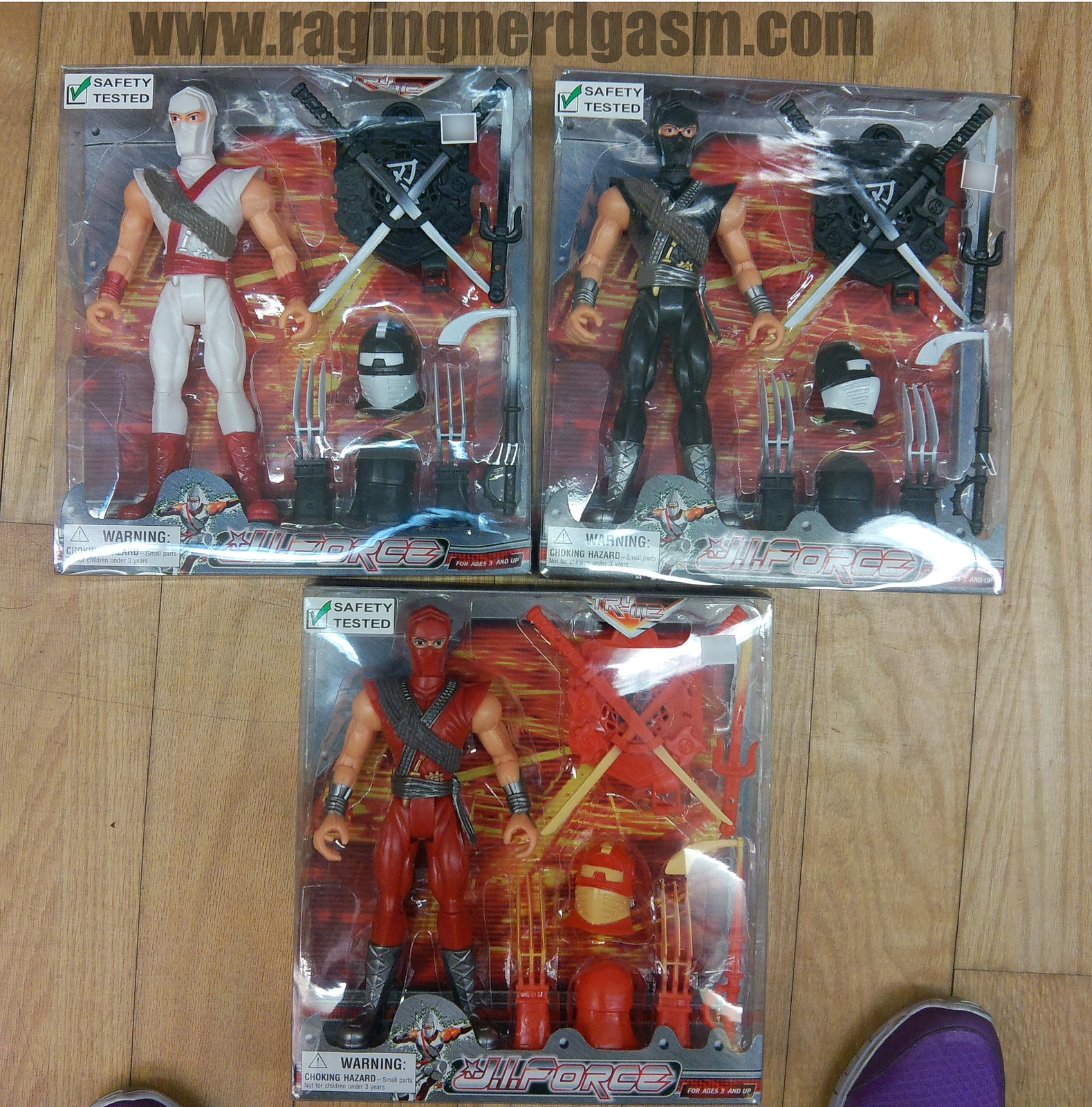 Bootleg J.I. Force Figures_0002