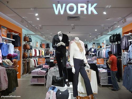 brands outlet fahrenheit 88 men work