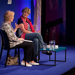 Prue Leith | Prue Leith talks to Book Festival Guest Selector Sue MacGregor