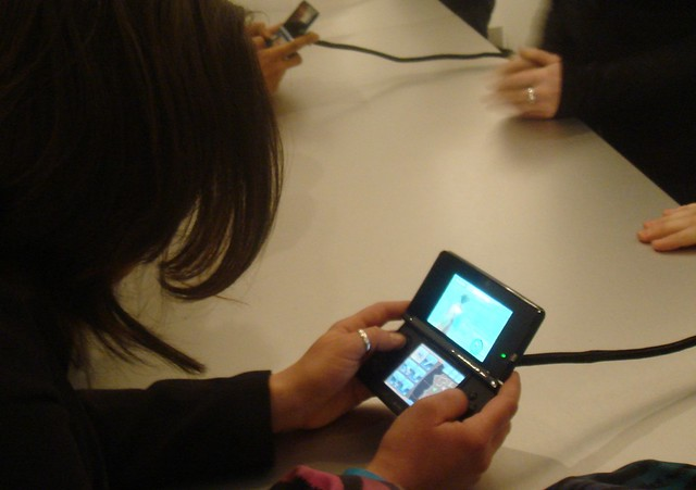 Nintendo 3DS gameplay demo