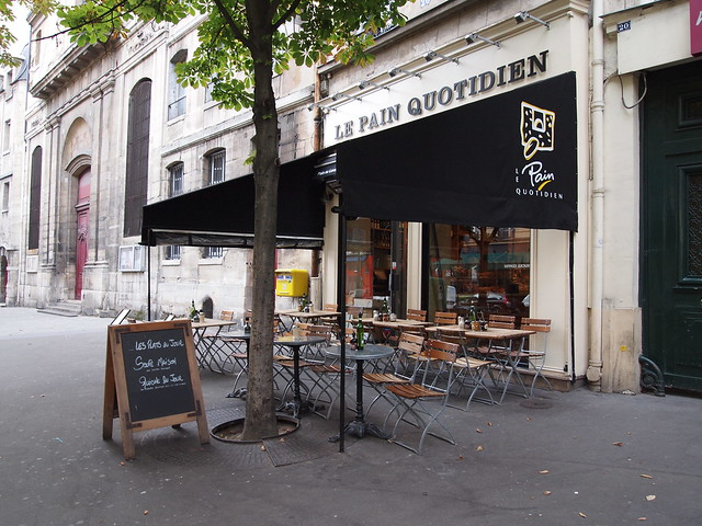 Le Pain Quotidien Paris Le Marais