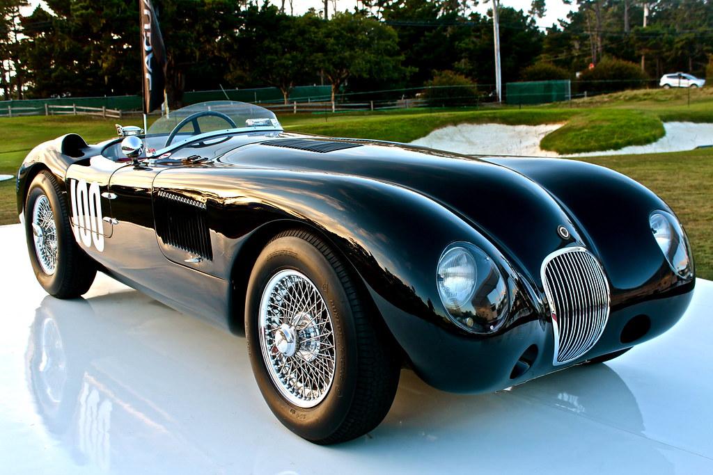 Concours d'Elegance: Jaguar