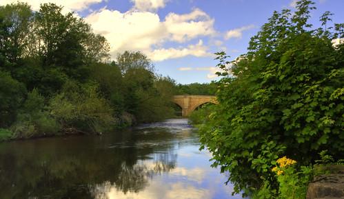 bridge canon river eos riverwear countydurham batts bishopauckland princebishops 450d newtoncap jimsumo999