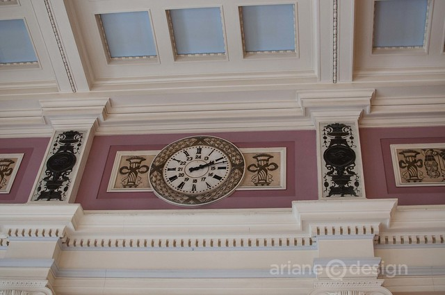 Waterfront Station interior