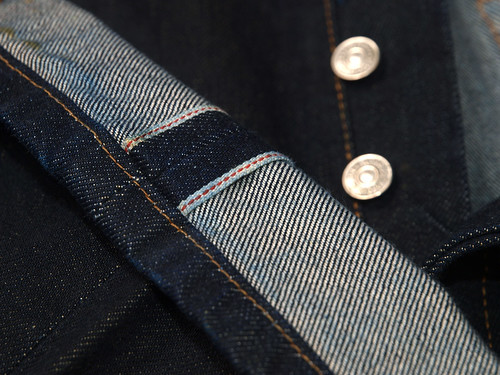 Levi's for J.Crew / 501 Selvedge Jeans