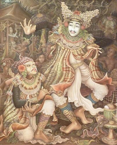 Bali- Ubud-Musée Puri Lukisan (5)