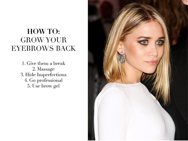 how to perfect brow