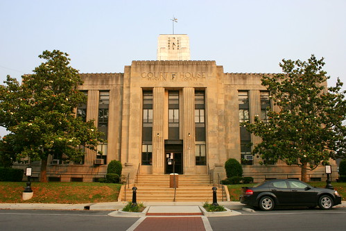 Franklin County Courthouse - Winchester, TN