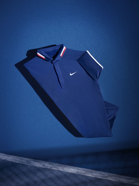 Roger Federer US Open outfit - night
