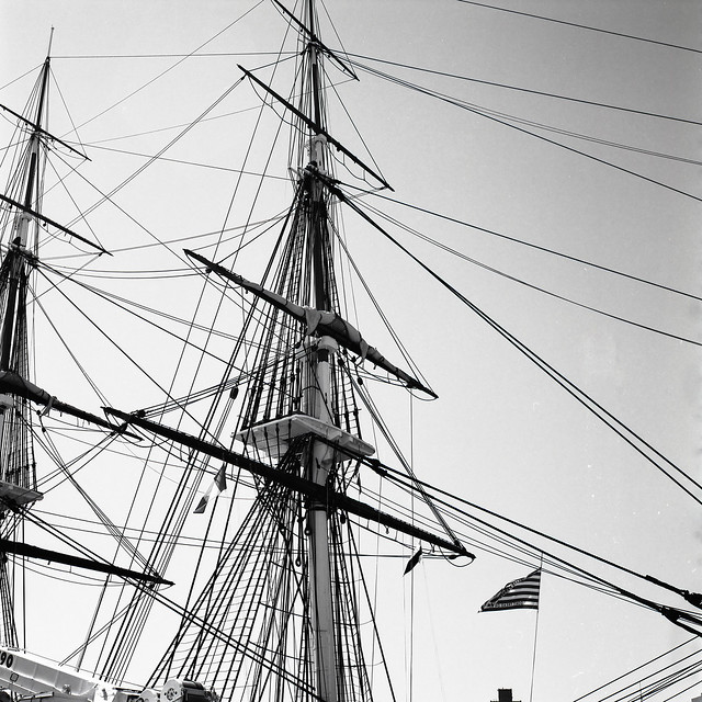 Project:1812 - USS Constitution