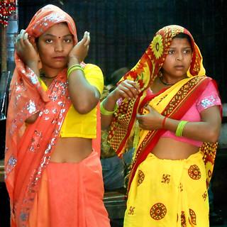 Mansa Devi girls