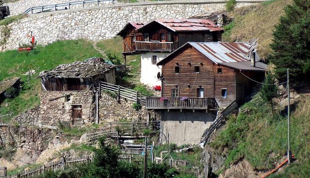 Bergbauern am Sonnenberg