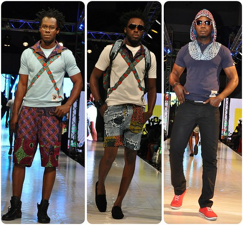 Kolture Apparel at Tigo Glitz Africa Fashion Week