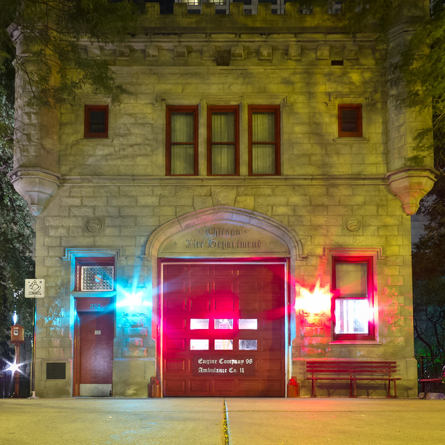 Engine Company 98 Fire Station