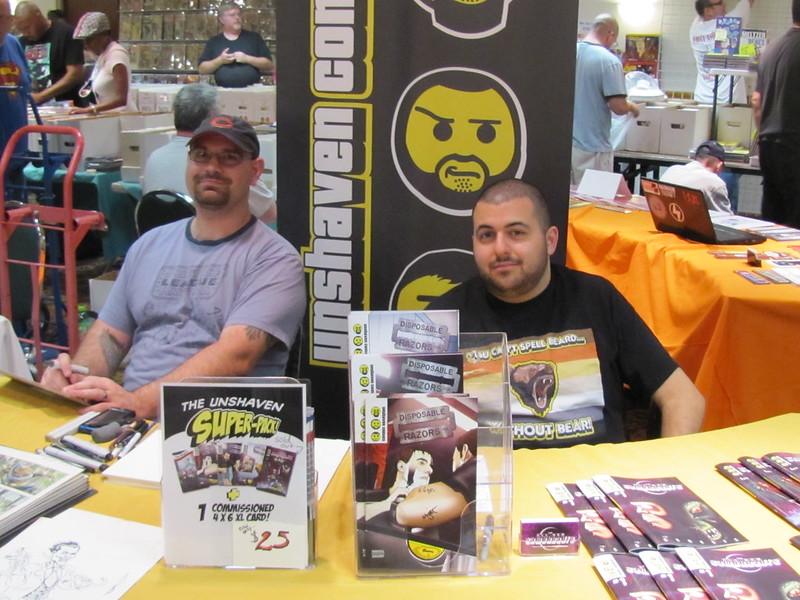 Matt Wright and Marc Fishman